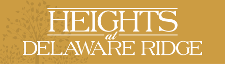 The Heights at Delaware Ridge Logo